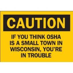 Osha Wisconsin