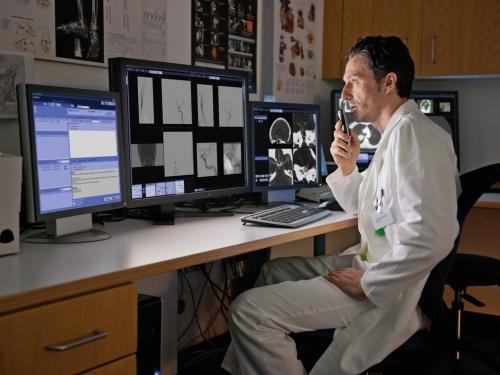 radiology-reading